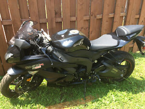 ZX6R 2012 excellent condition