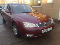 2004 FORD MONDEO 2.0 TDCI LX 5DR