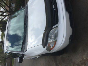 2001 Ford Windstar Sports Minivan, Van
