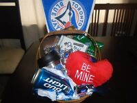 BASKETS BY M-GIFT BASKETS AND CANDY BOUQUETS