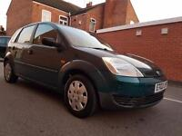 Ford Fiesta 1.4 2002 LX - LOW MILEAGE - DRIVES AWESOME - ECONOMICAL