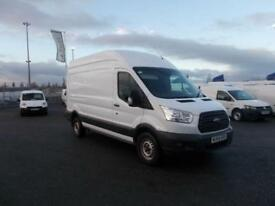 Ford Transit 2.2 Tdci 125Ps H3 Van DIESEL MANUAL WHITE (2014)