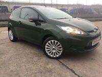 Ford Fiesta van 2010 fsh 1.4 tdci mot 7/11/17 drives mint low miles 84000 cheapest in uk 2296