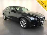 2016 INFINITI Q50 EXECUTIVE DIESEL AUTOMATIC 1 OWNER FINANCE PX WELCOME