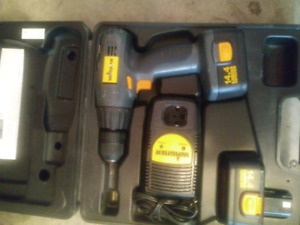 Cordless drill set. Wagner. 14.4 volt.  $45 OBO