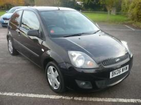 Ford Fiesta 1.4 2006. Zetec Climate