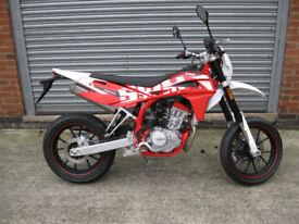 SWM SM 125 R 125cc Supermoto Brand New 0% Finance Available