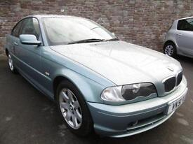 2001 BMW 3 Series 318 Ci 16V 2dr Step Auto 2 door Coupe