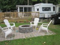 WATERFRONT  Trailer for sale