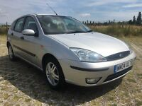 2004 FORD FOCUS 1.6 PETROL MANUAL (F.S.H+Low Mileage).