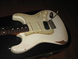 Fender Stratocaster Road Worn relic aged