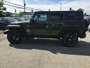 2007 JEEP WRANGLER UNLIMITED X *4WD * POWER GROUP * MINT CONDITI London Ontario image 3