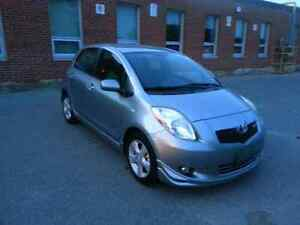 08 Toyota Yaris RS - MINT Single Owner - 103km!