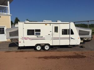 Terry hybrid 21' trailer REDUCED!!!!