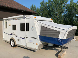 2019 Travel Lite Rayzr FB Truck Camper | Travel Trailers & Campers
