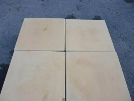 Makinstone pavers factory outlet 500x500x40mm concrete sandstone