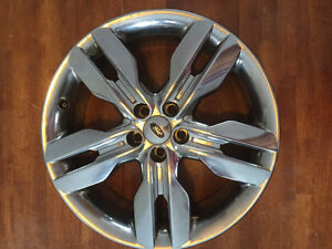 2- 20 inch rims  from a 2011 ford edge