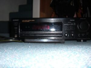 SONY STEREO AM-FM RECEIVER