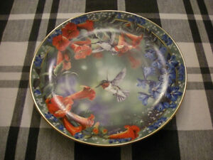 Brilliant Moment collector plate