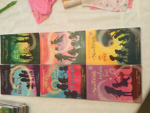 Disney Never Girls books Kitchener / Waterloo Kitchener Area image 1