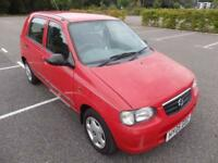 Suzuki Alto 1.1 GL 2005 103,000 miles
