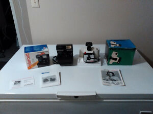 Great Pair of Vintage Polaroid Land Cameras
