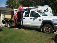 2008 Dodge Ram 5500 Pipefitting Truck (Ready for immediate use)