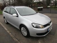 VOLKSWAGEN GOLF 1.6TDI BLUEMOTION TECH S ONLY £20 ROAD TAX
