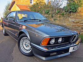 1987 BMW 635i CSI AUTO CLASSIC !! RARE INVESTMENT OPPORTUNITY OR DAILY DRIVER !!