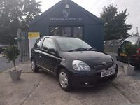Toyota Yaris 1.0 VVT-I COLOUR COLLECTION (black) 2005
