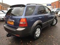2007 KIA Sorento 2.5 CRDi XS SUV 5dr Diesel Manual (209 g/km, 168 bhp)