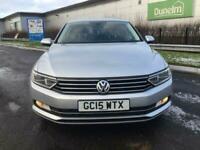 2015 Volkswagen Passat SE TDI BLUEMOTION TECHNOLOGY USED CARS Saloon Diesel Manu