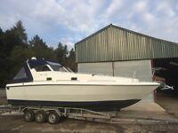 30power boat - Volvo diesel inboard