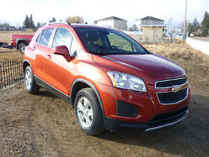 2014 Chevrolet Trax 1lt AWD, leather, remote command start