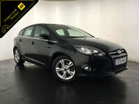2014 FORD FOCUS ZETEC TDCI DIESEL 1 OWNER SERVICE HISTORY FINANCE PX WELCOME