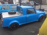 Mini pick up Classic BARGAI