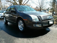 Ford Fusion SEL 3.0L V6 with 98,640km