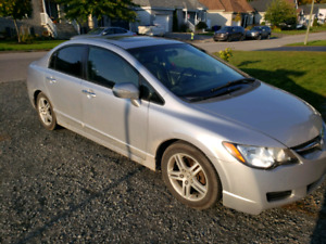 Honda Civic /Acura CSX 2006