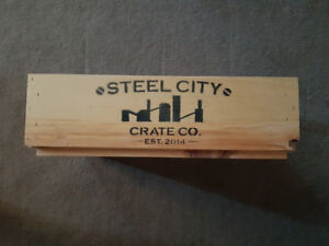 Steel City Crate Company - New Crate