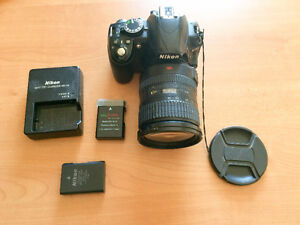 Nikon D3100 With upgraded Nikor 18-200 VR 3.5-5.6G