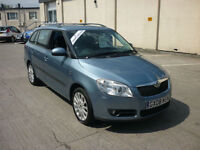 2008 Skoda Fabia 1.4TDI PD ( 80bhp ) 3 Finance Available