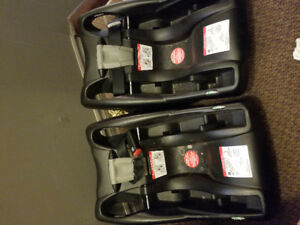 Britax B-Ready Car Seat with 2 Bases