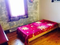 ROOM AVAILABLE OCTOBER 1 (VERDUN)