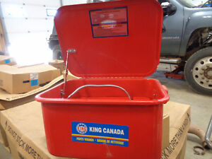 5 Gallon Parts Washer