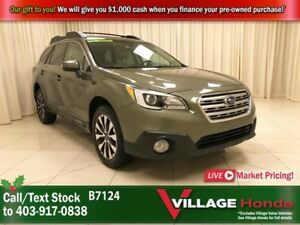 2015 Subaru Outback 3.6 R Limited Tech