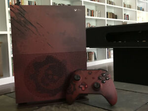 Xbox One S 2 TB Console + Controller