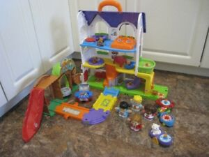 Doll house - VTech Go! Go! Smart Friends Home with accessories