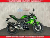 KAWASAKI Z250 BR 250 EFF LOW MILEAGE EXAMPLE VERY CLEAN 2016 66 for sale  Low Moor, West Yorkshire