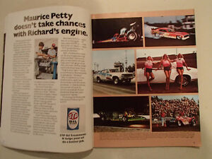 NATIONAL MOTORSPORTS ANNUAL 1976 - 10th Anniversary Issue - Spec Sarnia Sarnia Area image 4