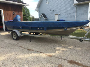 17ft Lund boat